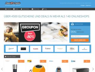 dealsschweiz.ch screenshot