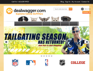 dealwagger.com screenshot