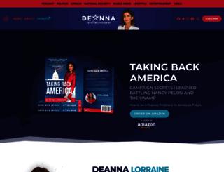 deannalorraine.com screenshot