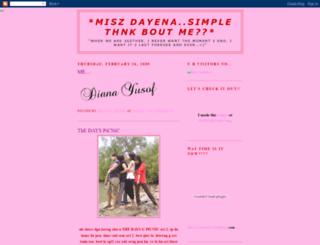 deannayusof.blogspot.com screenshot