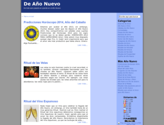deanonuevo.blogspot.com screenshot