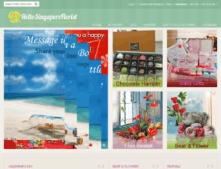 dearflorist.com screenshot