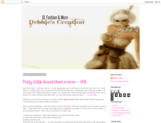 debbiejasper16.blogspot.com screenshot