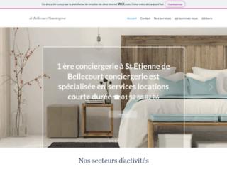 debellecourt.com screenshot
