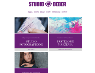 deber.pl screenshot
