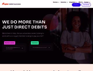 debitsuccess.com screenshot