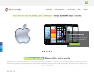 deblocage24.fr screenshot