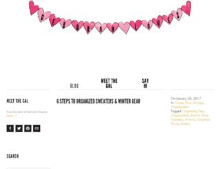 deborah-loves.com screenshot