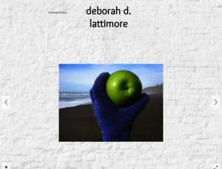 deborahlattimore.com screenshot