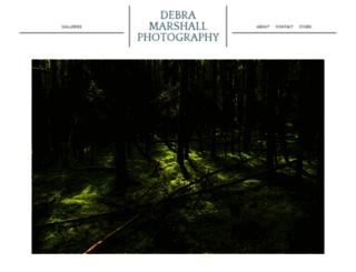 debramarshall.ca screenshot