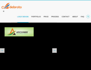 debroto.com screenshot