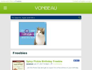 debsfreebies.com screenshot