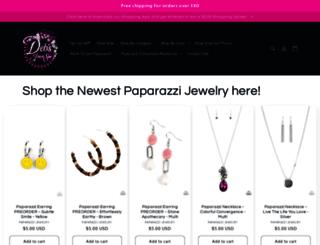 debsjewelryshop.com screenshot