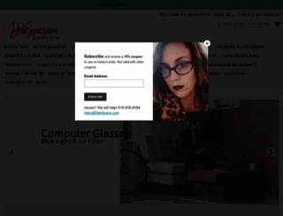 debspecs.com screenshot