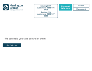debtmanagement.co.uk screenshot
