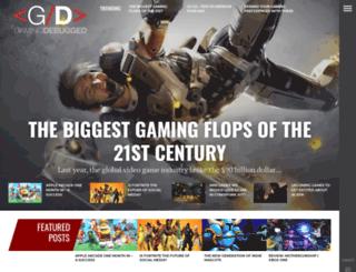 debugdesign.com screenshot