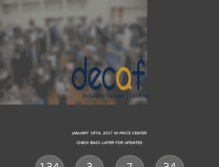 decaf.jobs screenshot