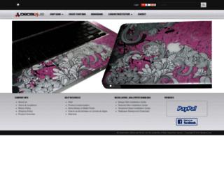 decalrus.com screenshot
