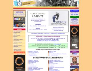 decarcaixent.com screenshot