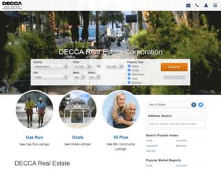 deccarealestate.com screenshot