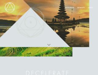 deceler8.me screenshot