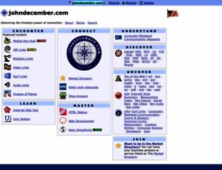 december.com screenshot