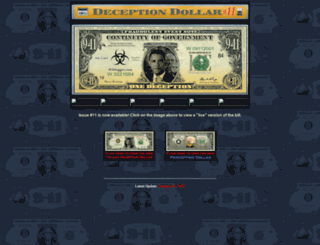deceptiondollar.com screenshot