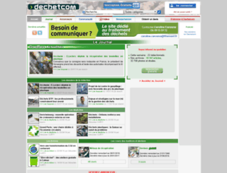 dechetcom.com screenshot