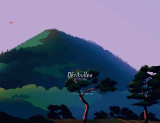 decibulles.com screenshot