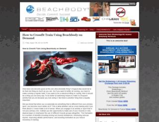 decidetostayfit.com screenshot