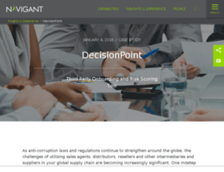 decision-point.com screenshot