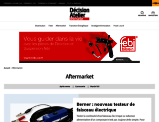 decisionatelier.com screenshot