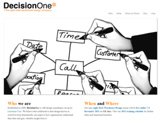 decisionone.co.uk screenshot