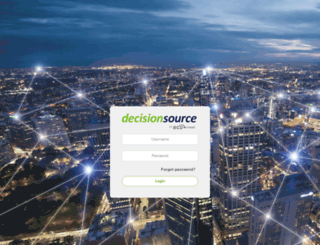 decisionsource.bcdtravel.com screenshot