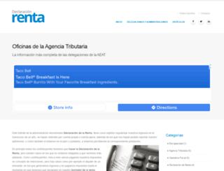 declaracion-renta.es screenshot