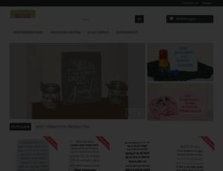 deco-dingen.nl screenshot