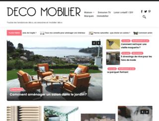 deco-mobilier.com screenshot