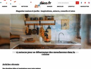 deco.fr screenshot