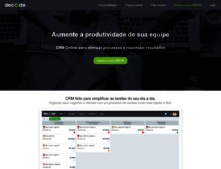 decode.com.br screenshot