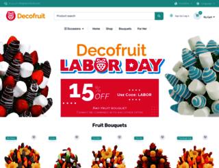 decofruta.com screenshot
