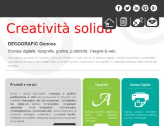 decografic.com screenshot