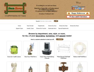 decohaven.com screenshot