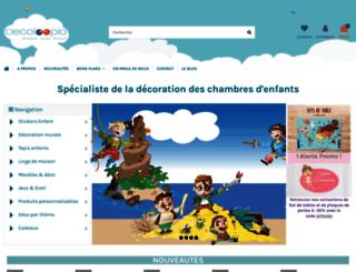 decoloopio.com screenshot