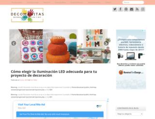 decomanitas.com screenshot
