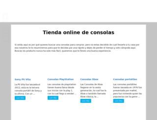 deconsolas.com screenshot
