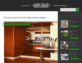 decor.terrablades.com screenshot