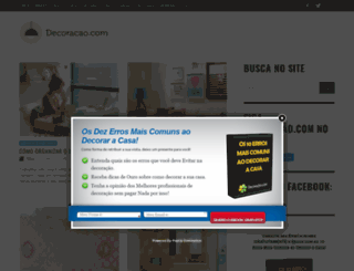 decoracao.com screenshot