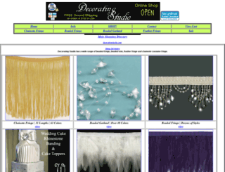 decoratingstudio.com screenshot