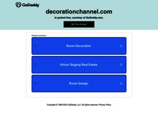 decorationchannel.com screenshot