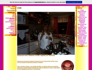 decoratortas.es.tl screenshot